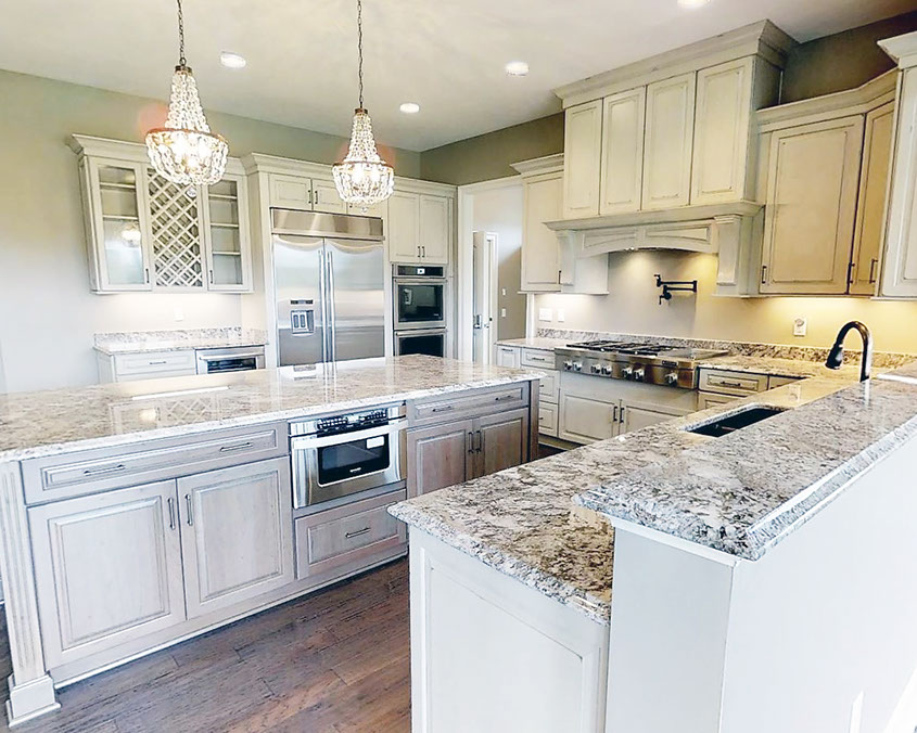 January 2019 Custom Kitchen Designs Of The Month Carter