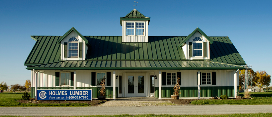 Holmes Lumber | A Division of the Carter Lumber Companies