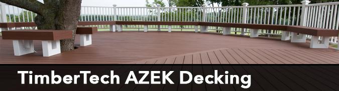 TimberTech AZEK Decking | Holmes Lumber